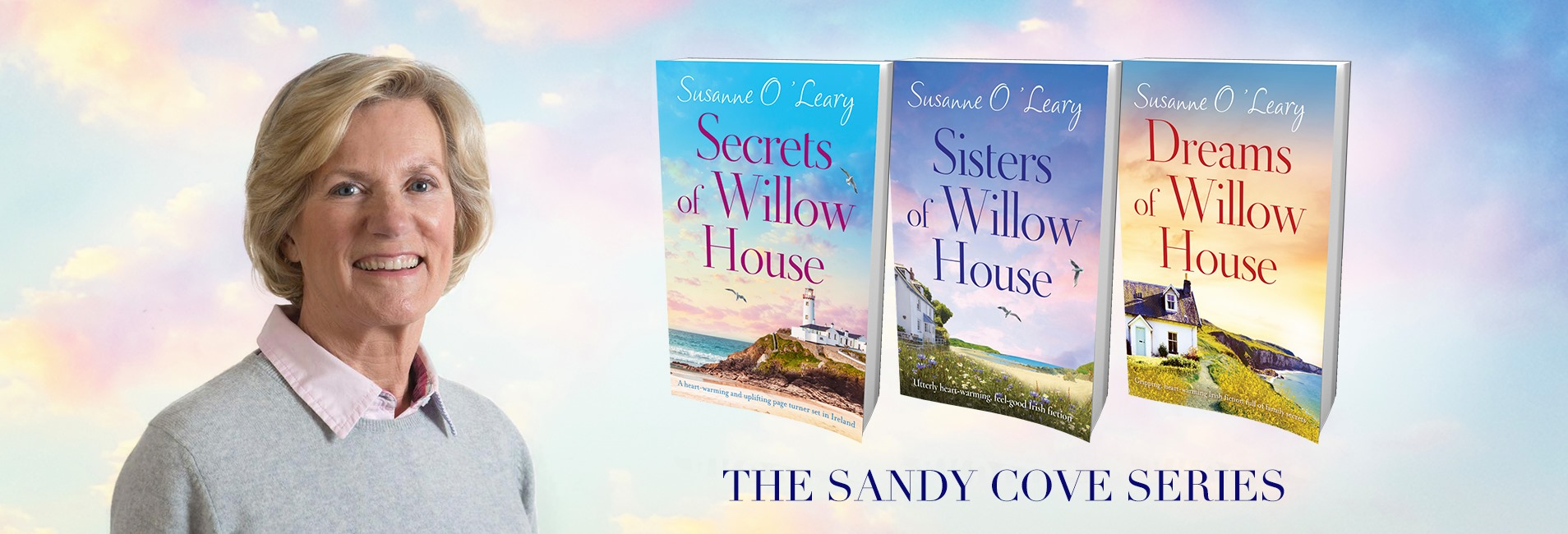 The Sandy Cove Series By Susanne O'Leary
